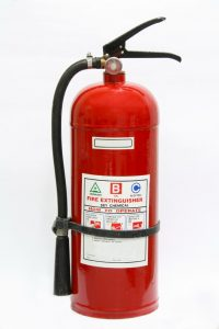 Fire extinguisher for Home Fires